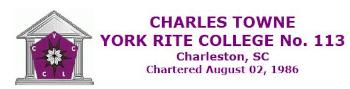 Charles Town #113, Charleston, SC