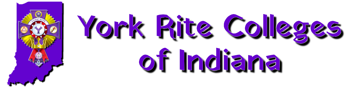 York Rite Colleges of Indiana Logo