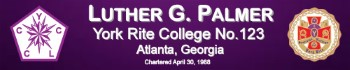 Luther G. Palmer No.123, GA