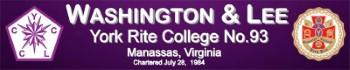 Washington & Lee #93, Manassa, VA